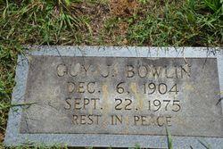 Guy J. Bowlin