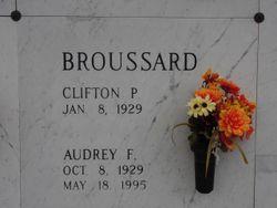 Audrey F. Broussard
