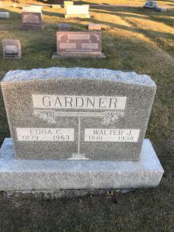 Edna Catherine <I>Sigafoose</I> Gardner