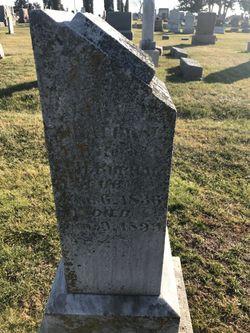 Mary A. E. <I>Sigafoose</I> Burham