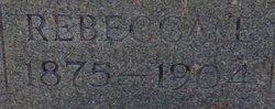 Rebecca E <I>Douglass</I> Stewart