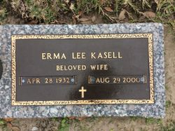 Erma Lee <I>Kilcrease</I> Kasell