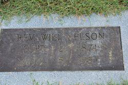 Rev Will Nelson