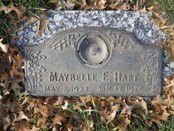 Maybelle E. Hart