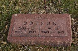 Nora J. <I>Whiteside</I> Dotson