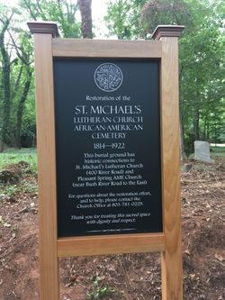 St. Michael's Lutheran Church Cemetery