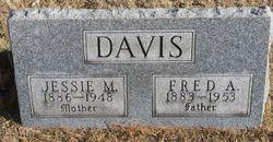 Jessie M <I>Grey</I> Davis
