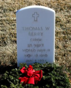 Thomas W Berry