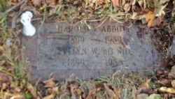 Evelyn Willijean <I>Lyons</I> Abbott
