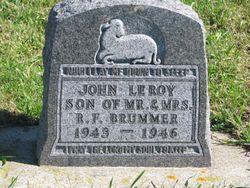 John LeRoy Brummer