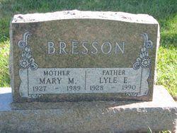 Mary M. Bresson