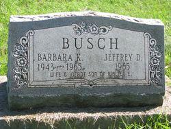 Barbara Kay <I>Dunn</I> Busch