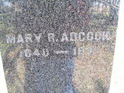 Mary R. Adcock
