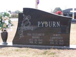 Ida Elizabeth <I>Moore</I> Pyburn