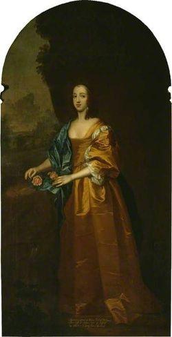 Lady Susanna <I>Rich</I> Howard