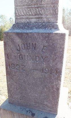 John E Gundy