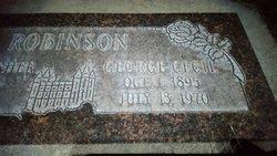 George Cecil Robinson