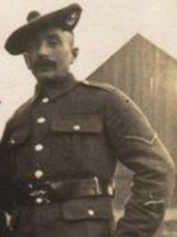 Lance Corporal Benjamin Steven