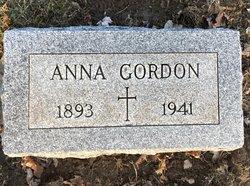 Anna Gordon