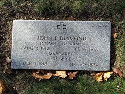 John E Desmond