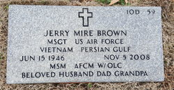 Jerry Mire Brown