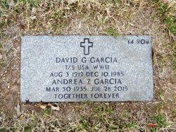 David G Garcia