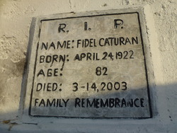 Fidel Caturan