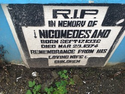 Nicomedes Ano