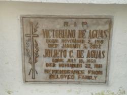 Victoriano de Aguas