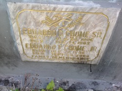 Eduardo P. Chome, Jr.