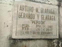 Arturo M Glaraga