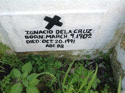 Ignacio De La Cruz