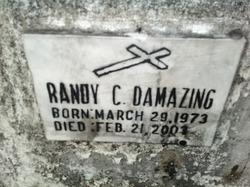 Randy C Damazing