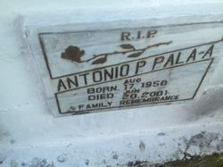 Antonio P Pala-A