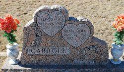 Floyd Madison Carroll, Sr