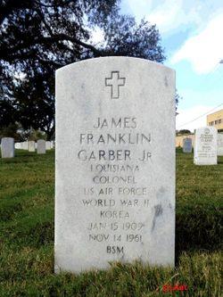 James Franklin Garber, Jr