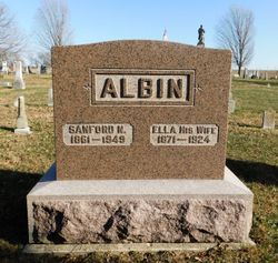 Sanford Noble Albin