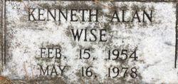 Kenneth Alan Wise