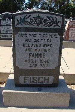 Fannie <I>Wineberg</I> Fisch