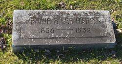 Jennie B <I>Lee</I> Harris