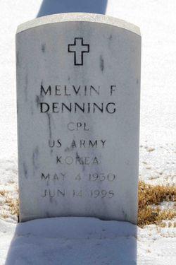 Melvin Francis Denning