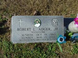 """Robert Lee """"Handsome"""" Adger, Jr"""