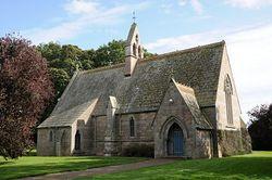 St. Mary the Virgin Chapelyard