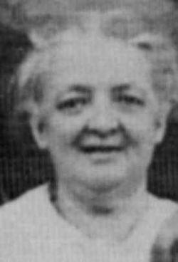 Ann <I>Duthoit</I> Teasdale