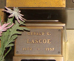 Gerald Glassman Lascoe