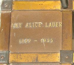 Amy Alice Lauer