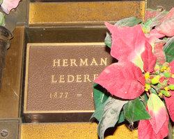 Herman Lederer