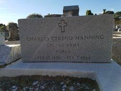Charles Cereno Manning