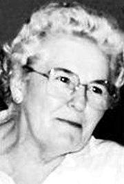 June Evans <I>Backus</I> Asch