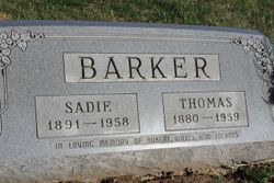 Thomas Royal Barker